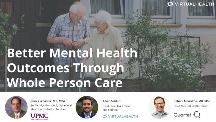 Better Mental Health Outcomes Through Whole Person Care