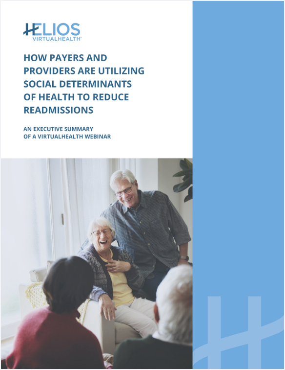 How Payers and Providers are Utilizing SDoH to Reduce Readmissions